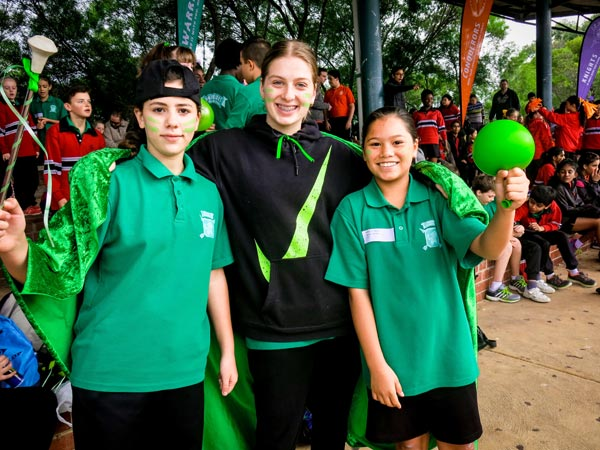 Warriors Win Athletics Carnival